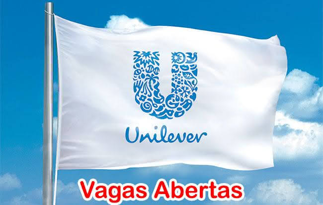 Home office estágio 2020 Unilever